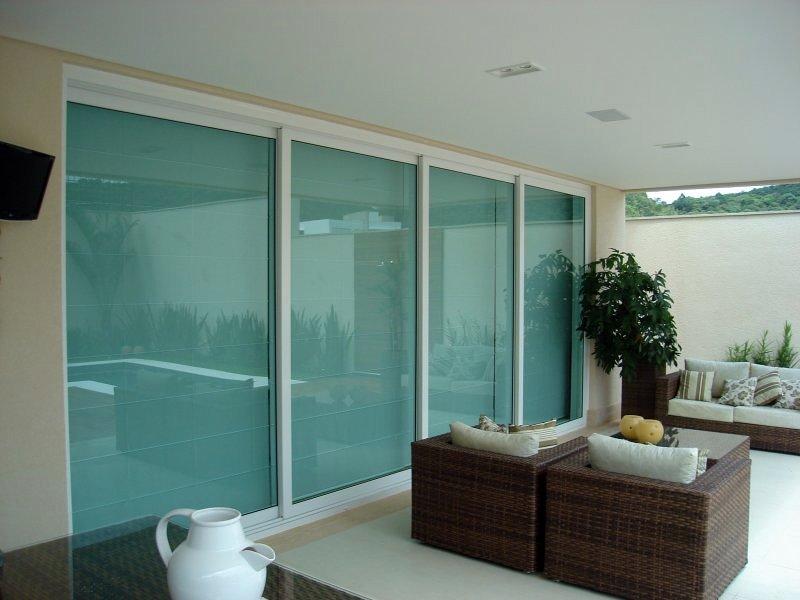 Tipos de esquadrias dica de portas e janelas no guia de for Perfiles pvc para aberturas