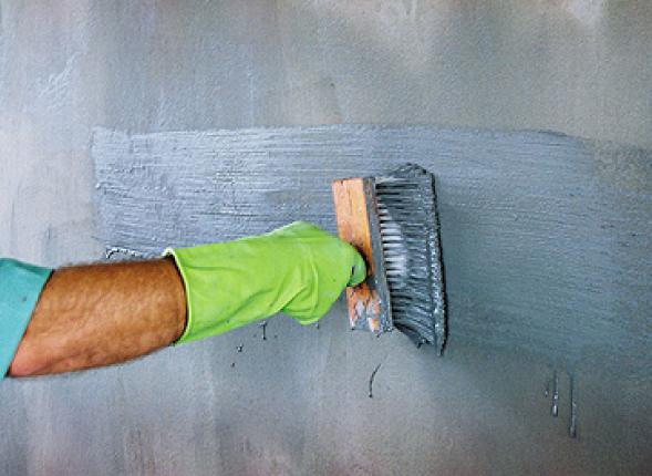 Impermeabilizante construcao aplicacao umidade parede - Impermeabilizante para paredes ...