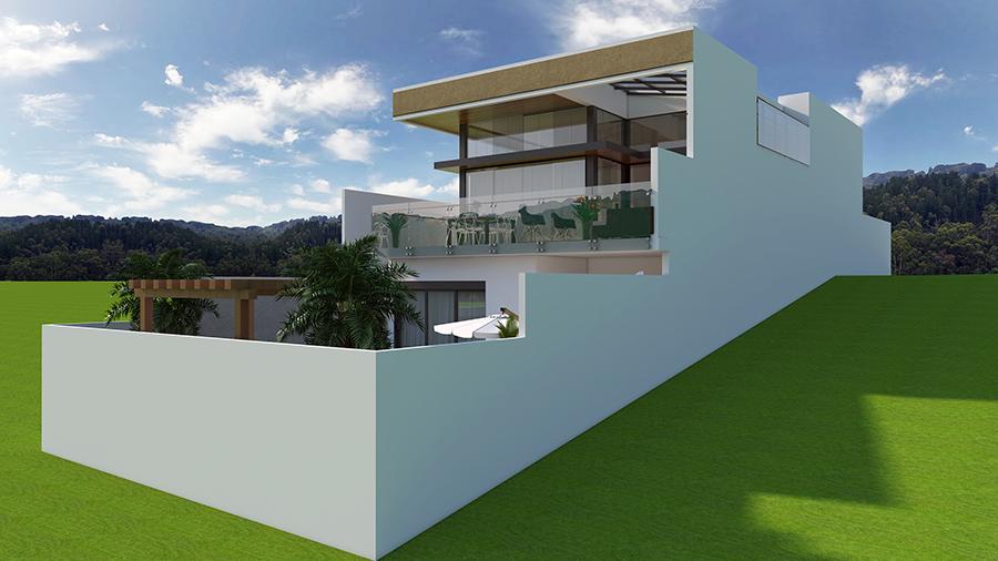 Projetos de casas pequenas e modernas a projetos de casas for Jazzghost casas modernas 9