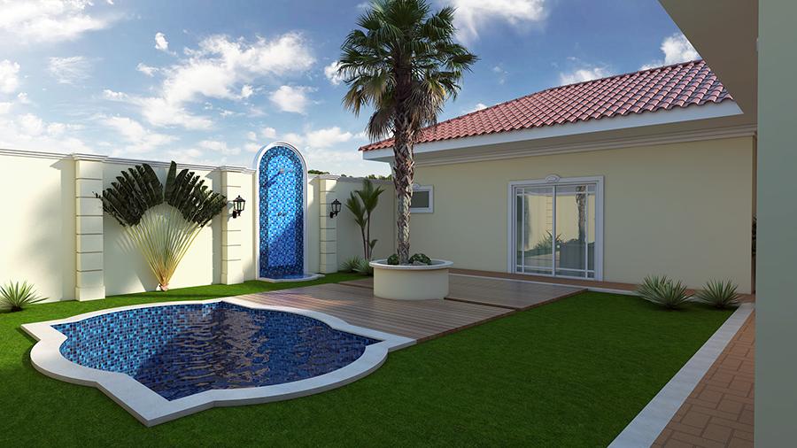 projetos de casas cl ssicas com estilo americano em