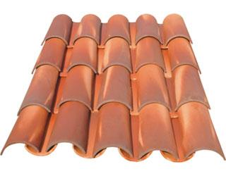 Qual a melhor telha de ceramica