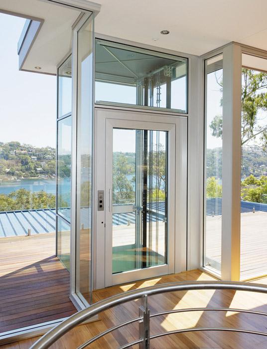 Quanto custa um elevador residencial or amento online no for Beach home plans with elevators